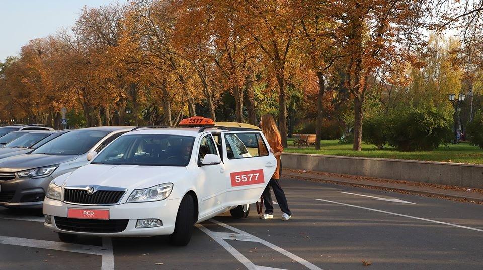 «RED Таксі»: репутація, швидкість і довіра. Все на найвищому рівні, фото-1
