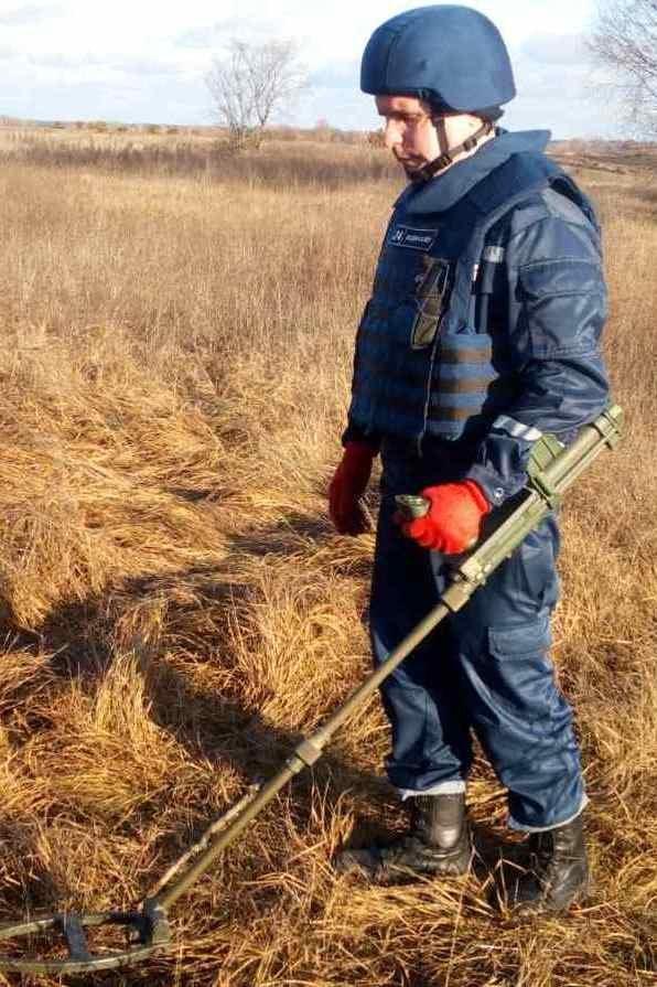 Смертоносний метал: на Чернігівщині сапери знищували спадок війни, фото-1