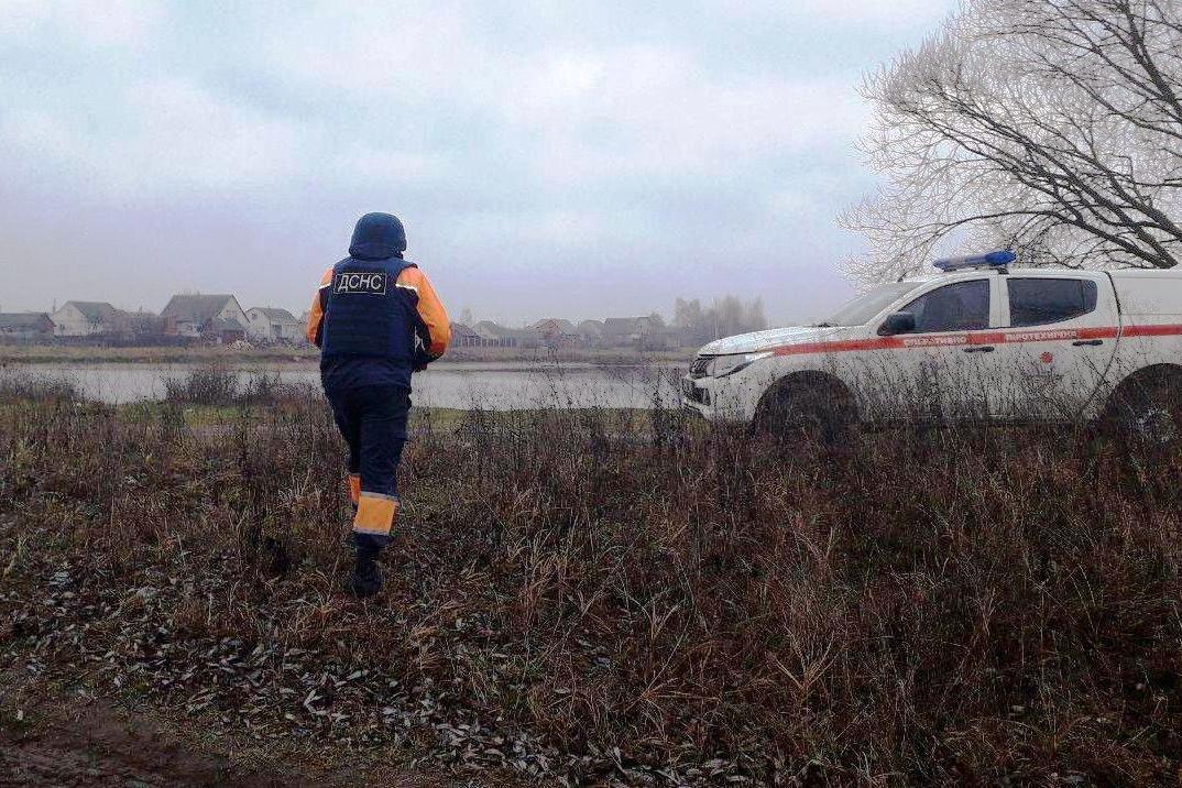 Небезпечні знахідки: міну та снаряд часів Другої світової знешкодили на Чернігівщині, фото-2