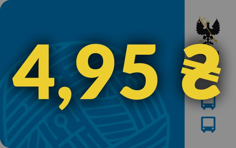 На двох чернігівських автобусних маршрутах тепер можна проїхати за 4,95 грн, фото-1