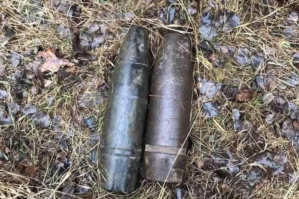 Небезпечні знахідки: на Чернігівщині знищили два снаряди, фото-3