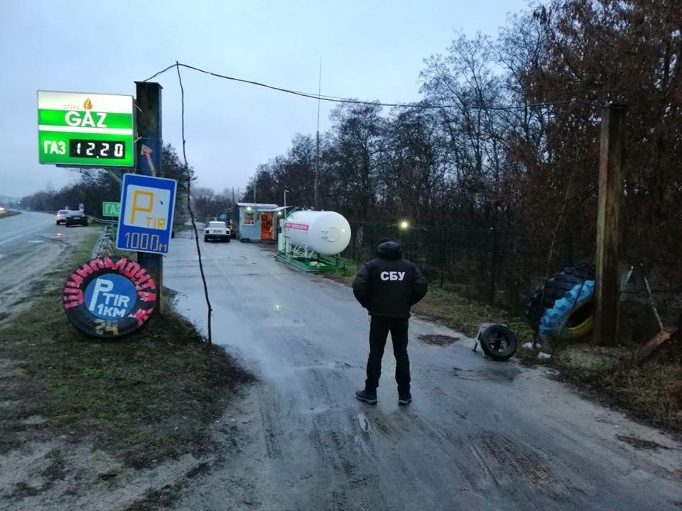 Нелегальних АЗС на Чернігівщині поменшало, фото-1