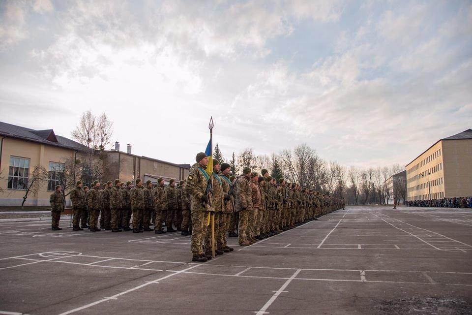 На Чернігівщині дві тисячі військових склали присягу, фото-2