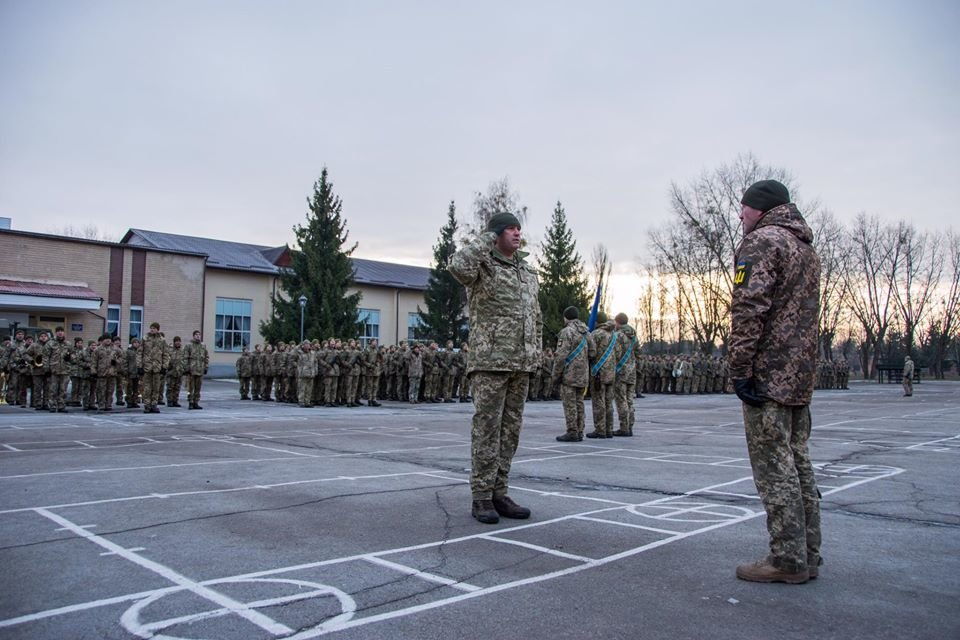 На Чернігівщині дві тисячі військових склали присягу, фото-1