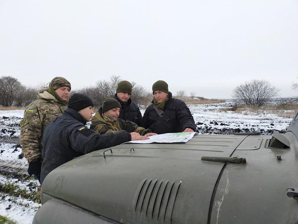 """Сигнал """"Тривога"""": Чернігівські армійці навчалися діяти в надзвичайних умовах, фото-3"""