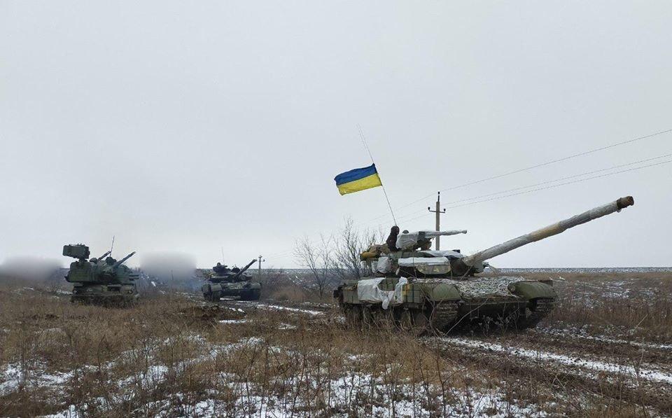 """Сигнал """"Тривога"""": Чернігівські армійці навчалися діяти в надзвичайних умовах, фото-5"""
