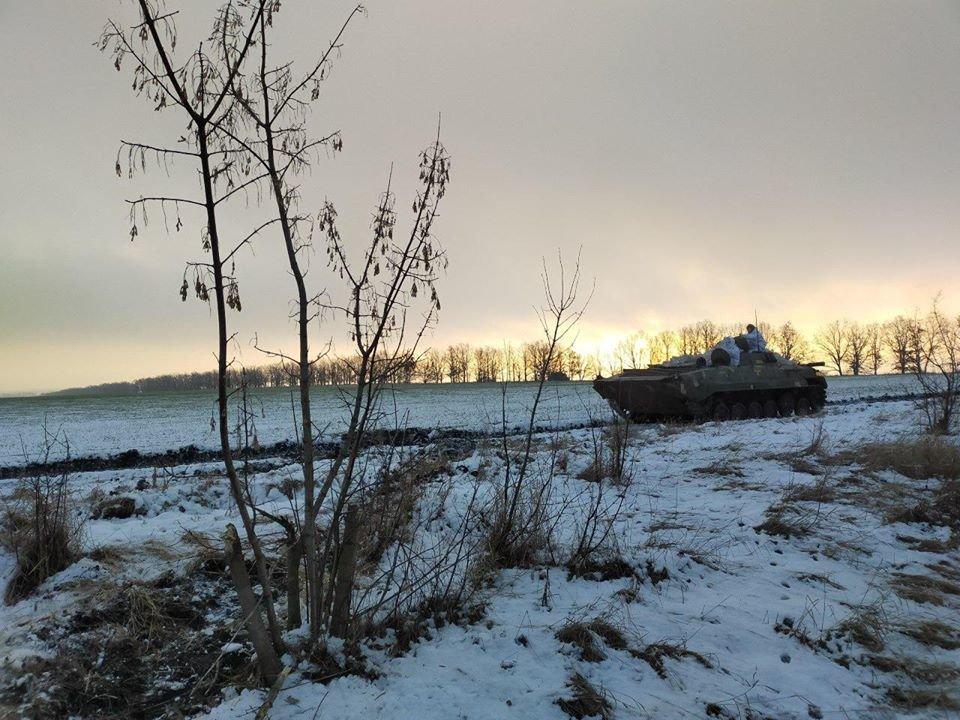 """Сигнал """"Тривога"""": Чернігівські армійці навчалися діяти в надзвичайних умовах, фото-6"""