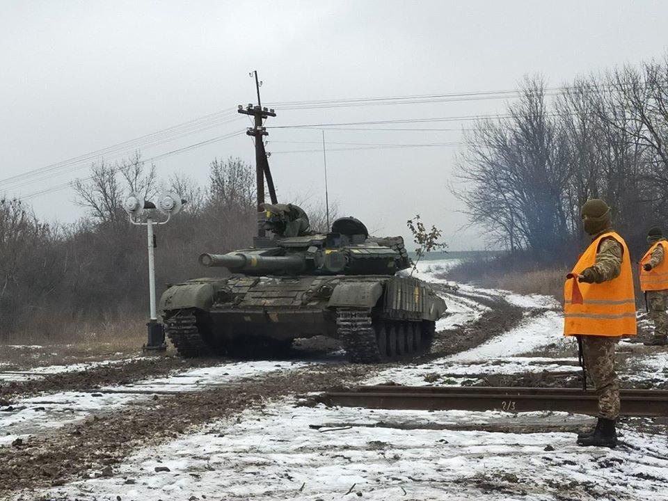 """Сигнал """"Тривога"""": Чернігівські армійці навчалися діяти в надзвичайних умовах, фото-8"""