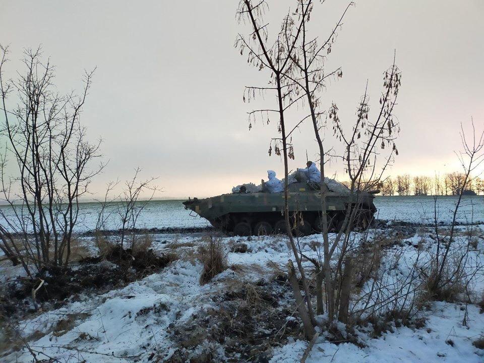 """Сигнал """"Тривога"""": Чернігівські армійці навчалися діяти в надзвичайних умовах, фото-7"""