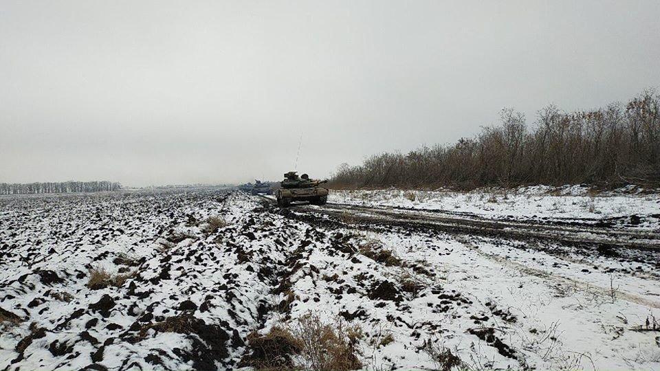 """Сигнал """"Тривога"""": Чернігівські армійці навчалися діяти в надзвичайних умовах, фото-9"""