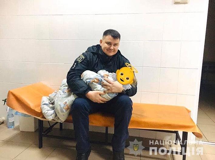На Черниговщине мать оставила сына-младенца без присмотра, фото-1