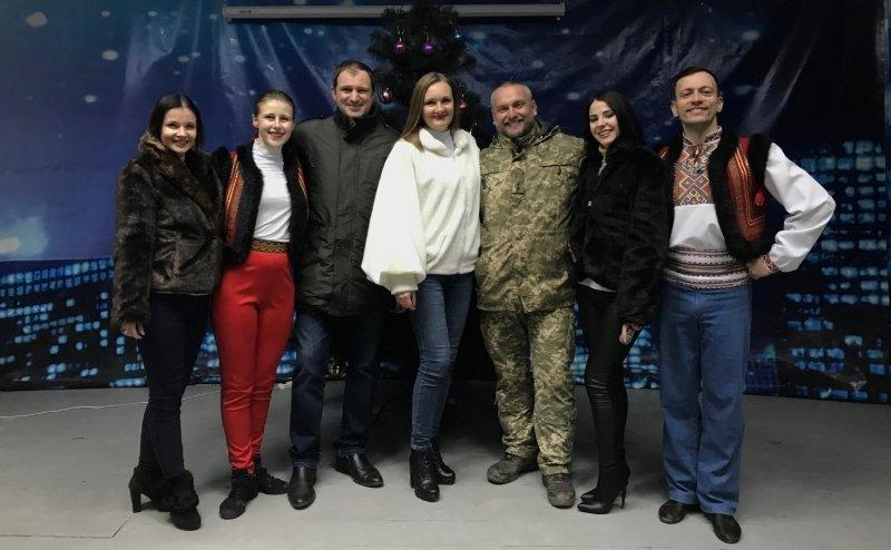Чернігівські музиканти гастролювали лінією фронту, фото-1