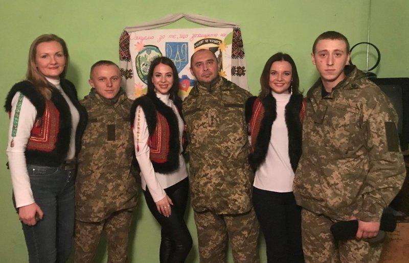 Чернігівські музиканти гастролювали лінією фронту, фото-6