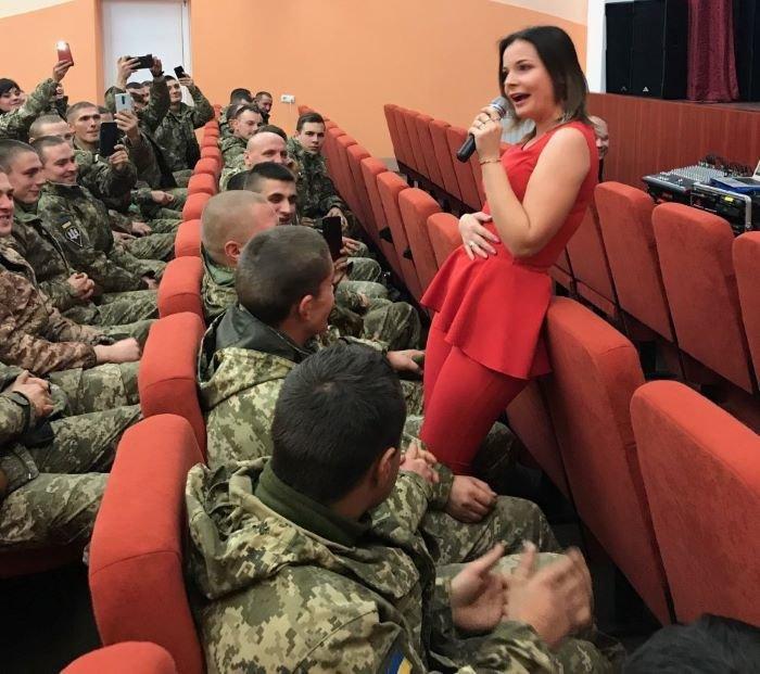 Чернігівські музиканти гастролювали лінією фронту, фото-3