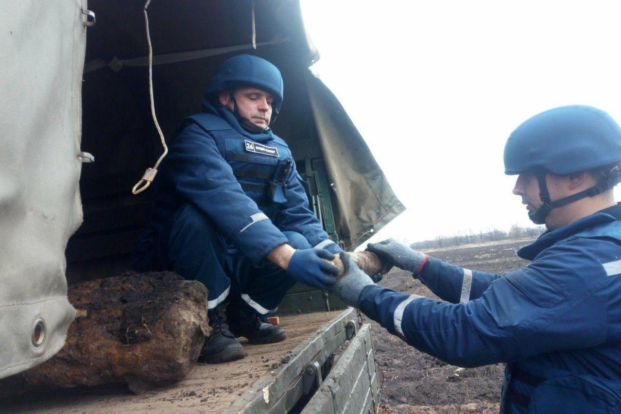 На Черниговщине за два дня нашли более 40 снарядов прошлых войн, фото-8