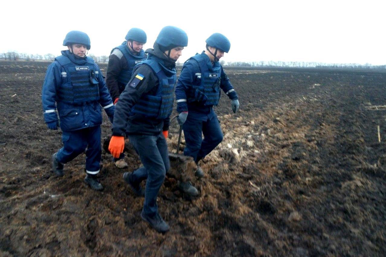 На Черниговщине за два дня нашли более 40 снарядов прошлых войн, фото-7