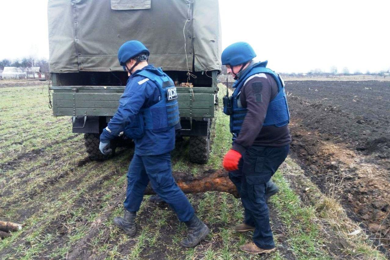 На Черниговщине за два дня нашли более 40 снарядов прошлых войн, фото-4