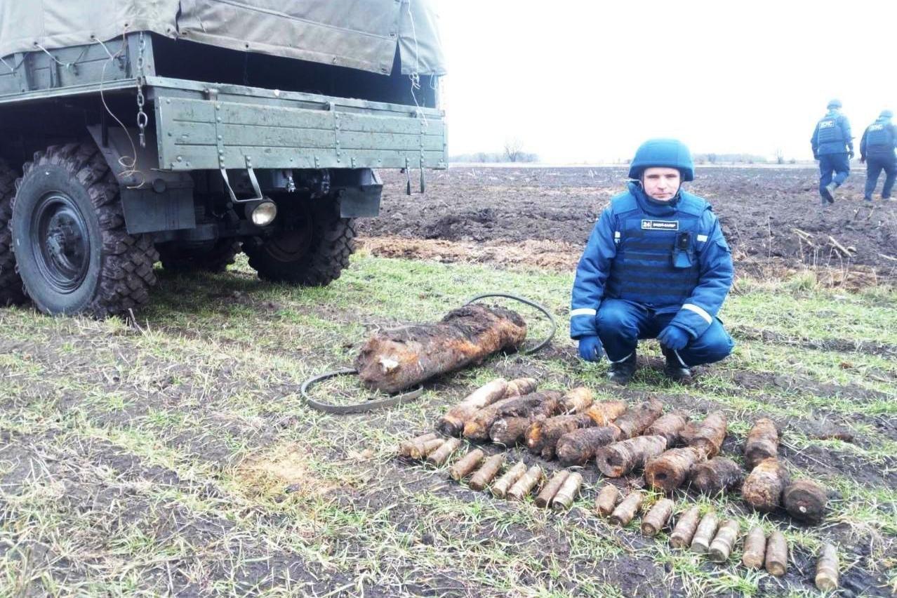 На Черниговщине за два дня нашли более 40 снарядов прошлых войн, фото-2