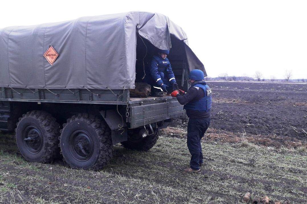 На Черниговщине за два дня нашли более 40 снарядов прошлых войн, фото-6
