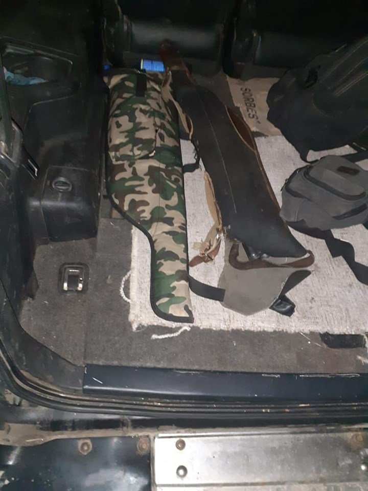 Трое в лодке, бобры и рыба: пограничники Черниговщины задержали браконьеров, фото-4