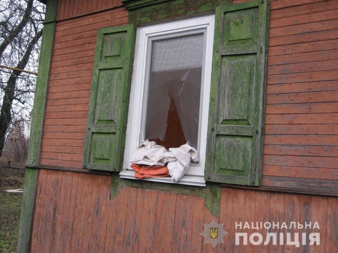 Разыскивался за серию убийств: подробности ранения полицейского на Черниговщине, фото-3
