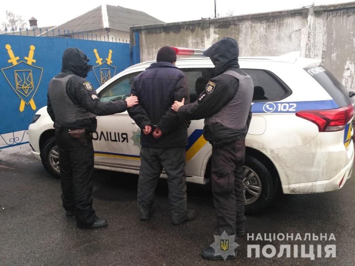 Разыскивался за серию убийств: подробности ранения полицейского на Черниговщине, фото-1
