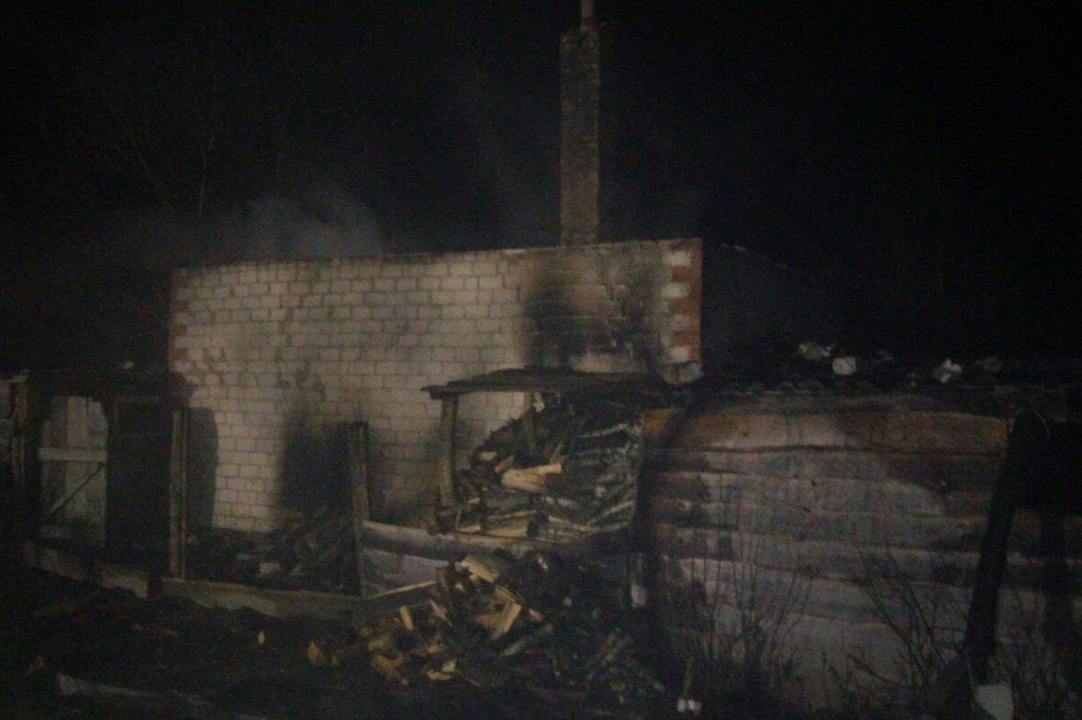 Погибли на даче: на Черниговщине случился пожар, фото-1