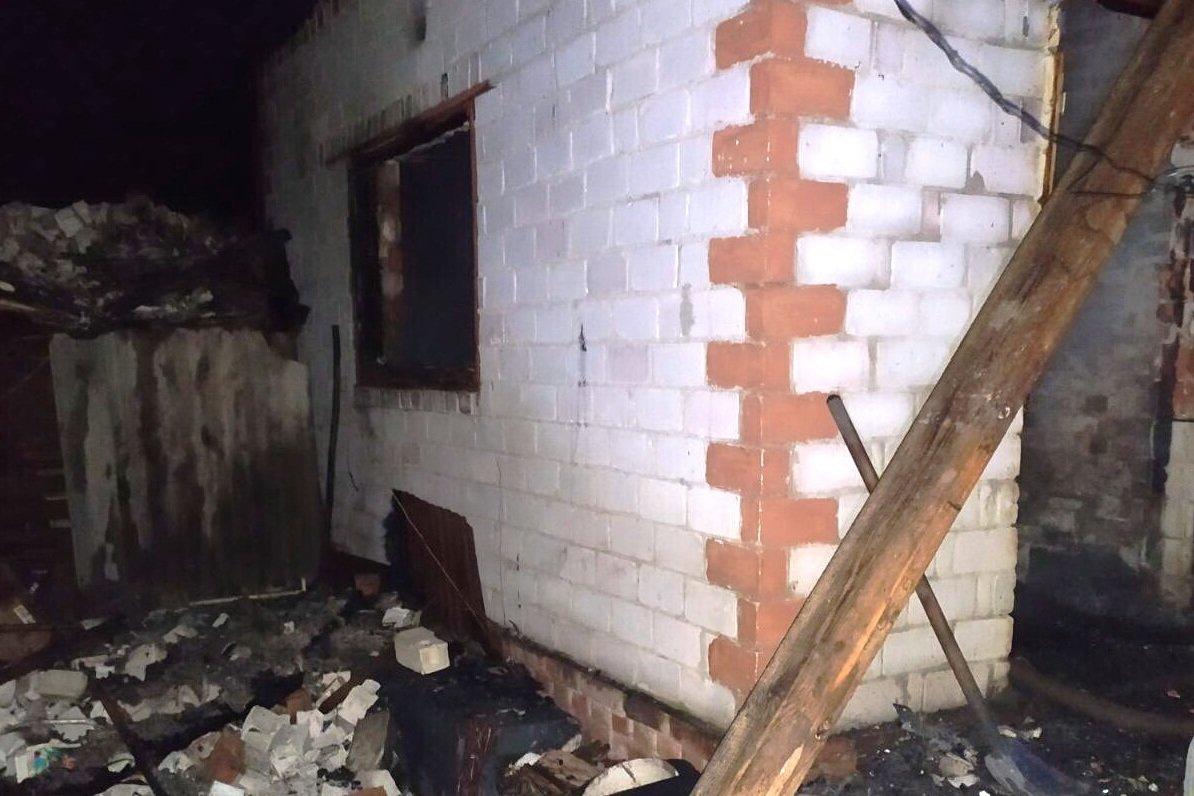 Погибли на даче: на Черниговщине случился пожар, фото-2