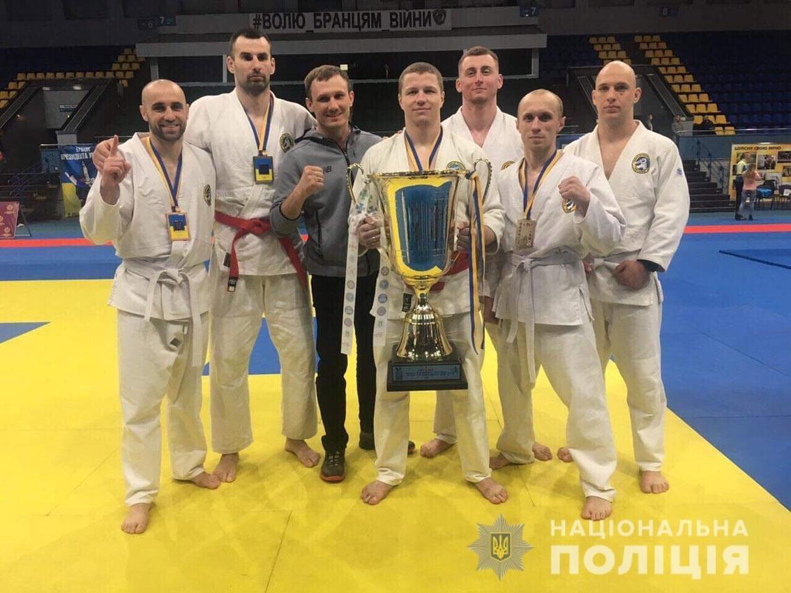 Чернігів поповнився ще одним спортивним клубом: його створили поліцейські, фото-2