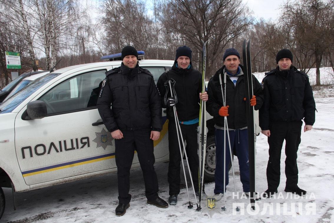 Чернігів поповнився ще одним спортивним клубом: його створили поліцейські, фото-3