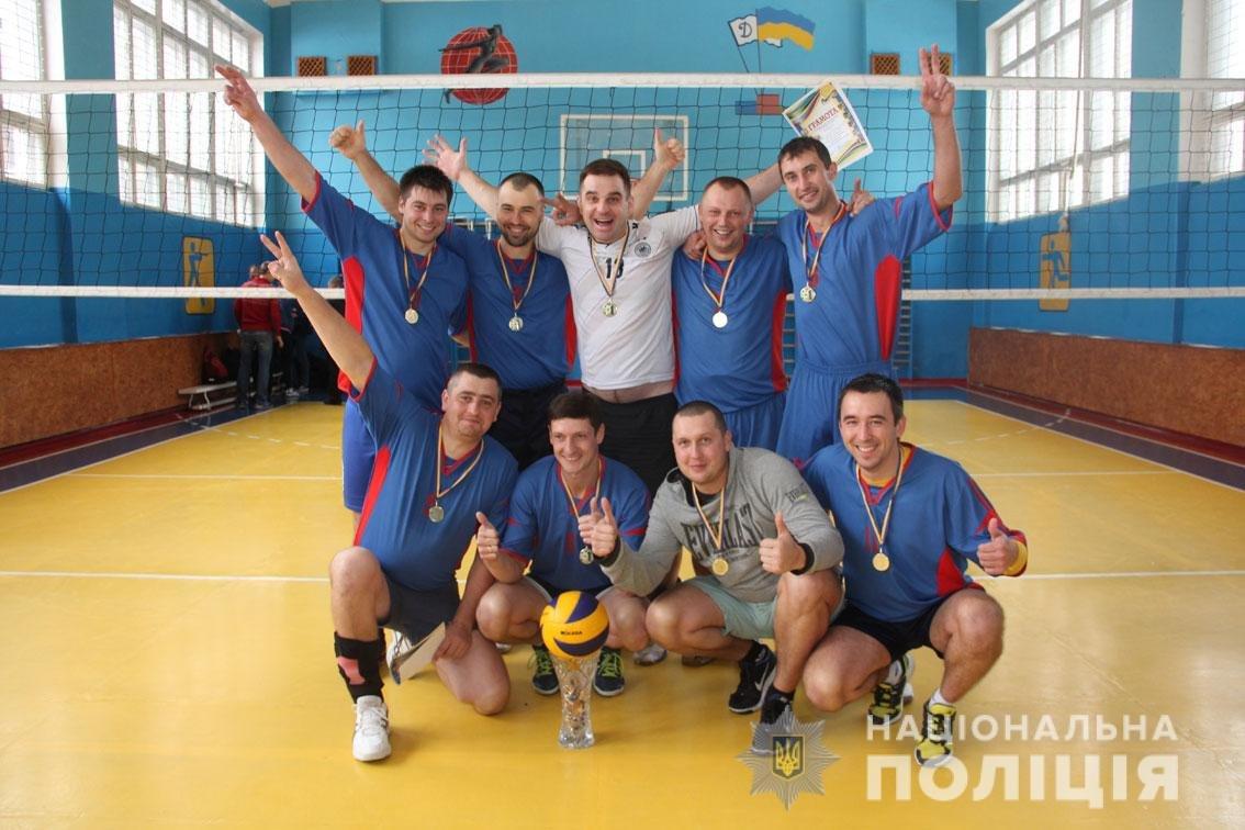 Чернігів поповнився ще одним спортивним клубом: його створили поліцейські, фото-4