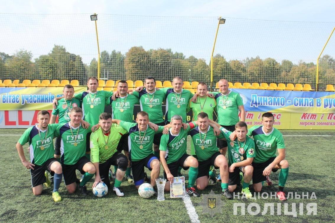 Чернігів поповнився ще одним спортивним клубом: його створили поліцейські, фото-1