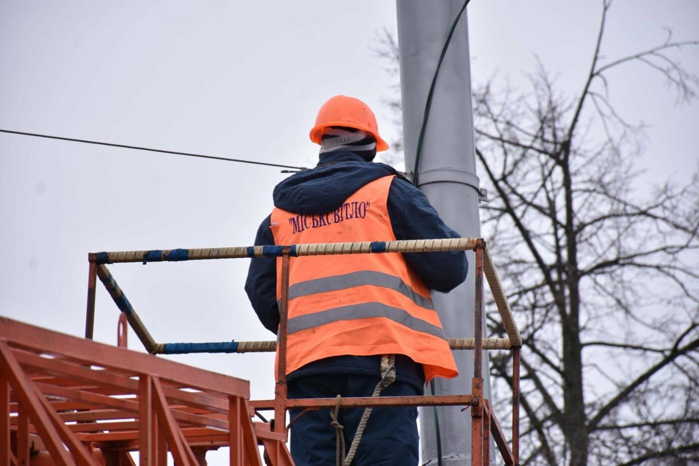 Святкове містечко на Красній площі почали розбирати, фото-6