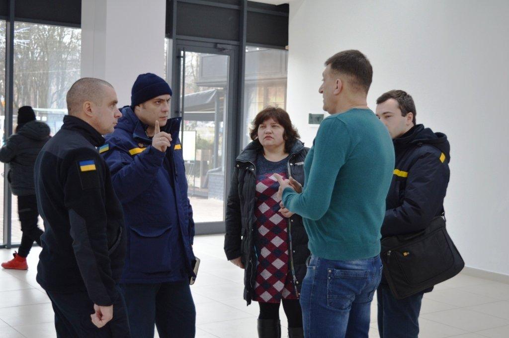 """Пожарная опасность: спасатели проверили """"ЦУМ Чернігів"""" и нашли проблемы  , фото-2"""