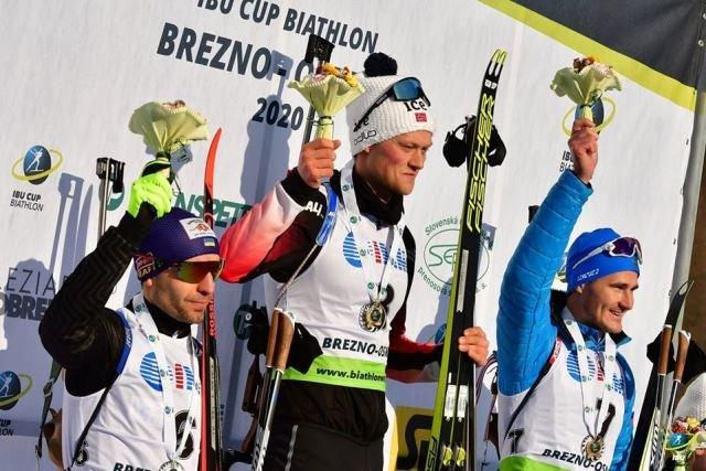 Двое спортсменов с Черниговщины - призеры международных соревнований по биатлону, фото-1