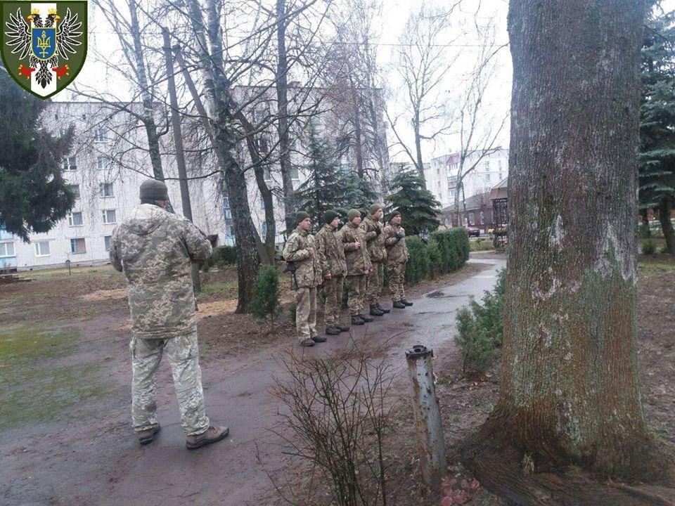 Пам'ятник на честь полеглих в зоні АТО/ООС відкрили на Чернігівщині, фото-4