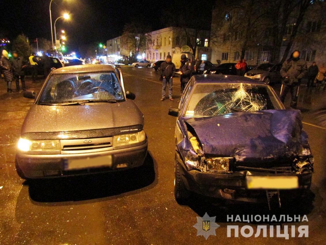 ДТП с пострадавшими: на Черниговщине столкнулись 3 авто, фото-2