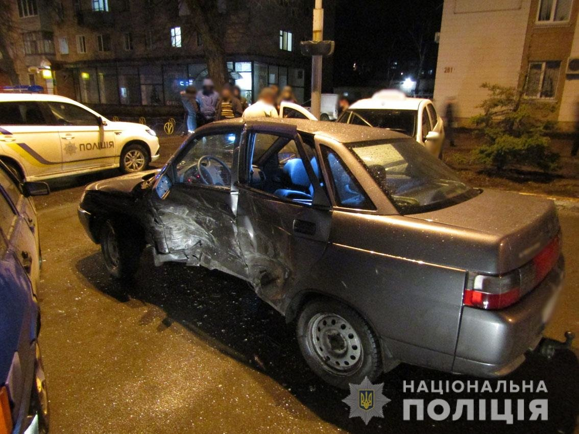 ДТП с пострадавшими: на Черниговщине столкнулись 3 авто, фото-4