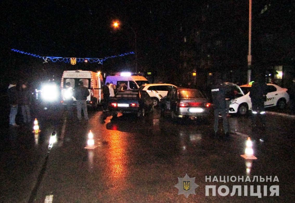 ДТП с пострадавшими: на Черниговщине столкнулись 3 авто, фото-1