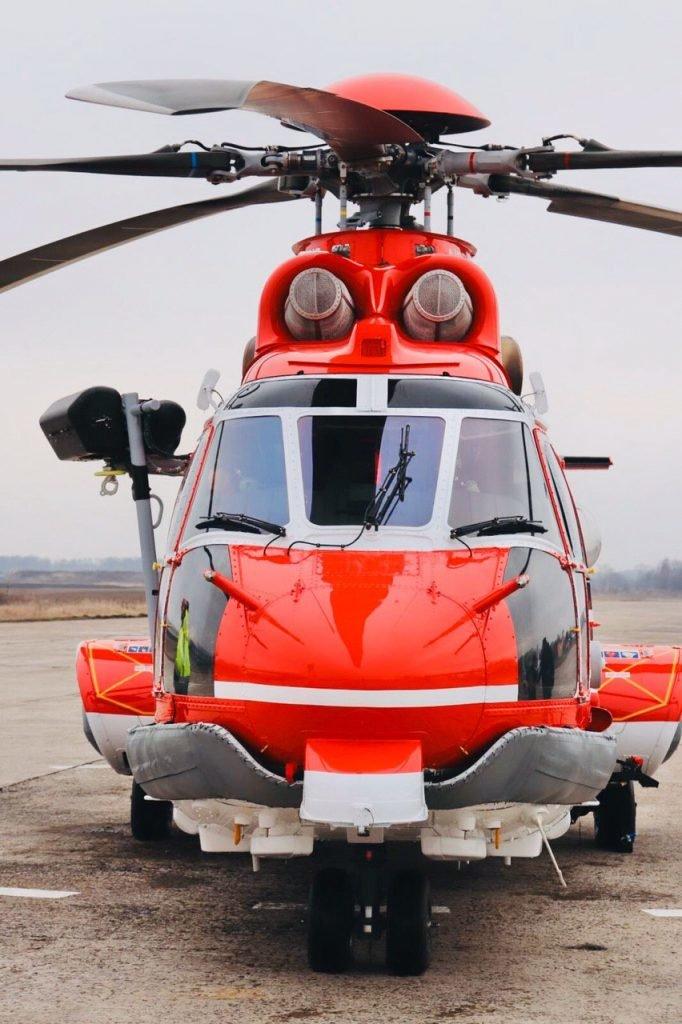 Пополнение: у спасателей Черниговщины стало на 1 вертолет больше, фото-2