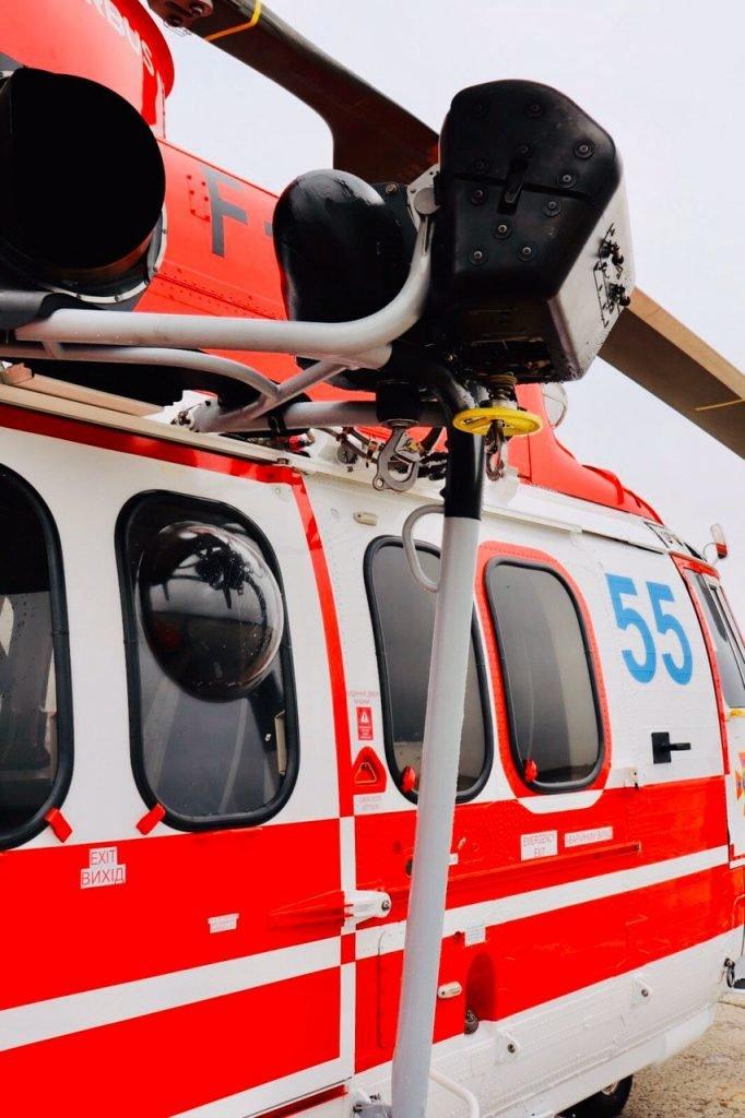 Пополнение: у спасателей Черниговщины стало на 1 вертолет больше, фото-3