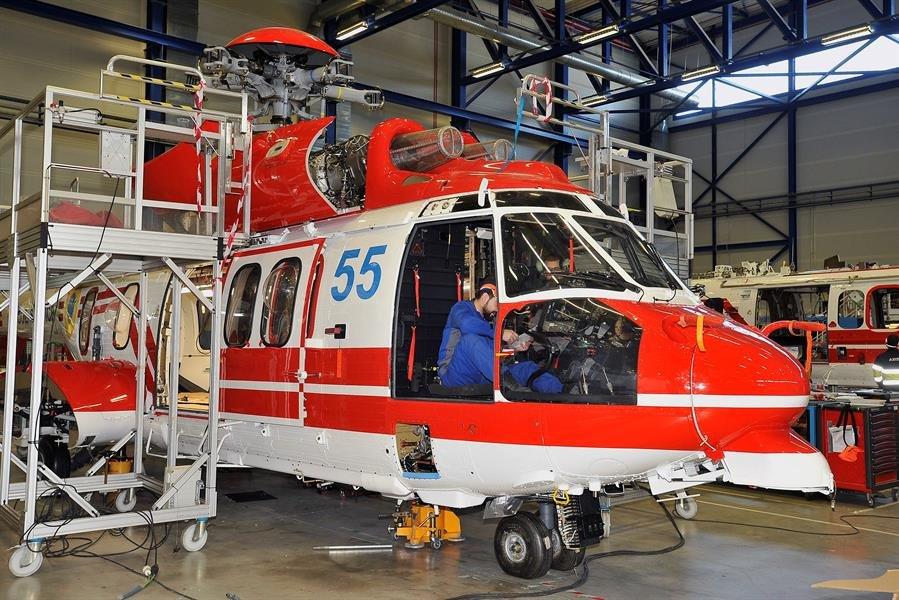 Пополнение: у спасателей Черниговщины стало на 1 вертолет больше, фото-4