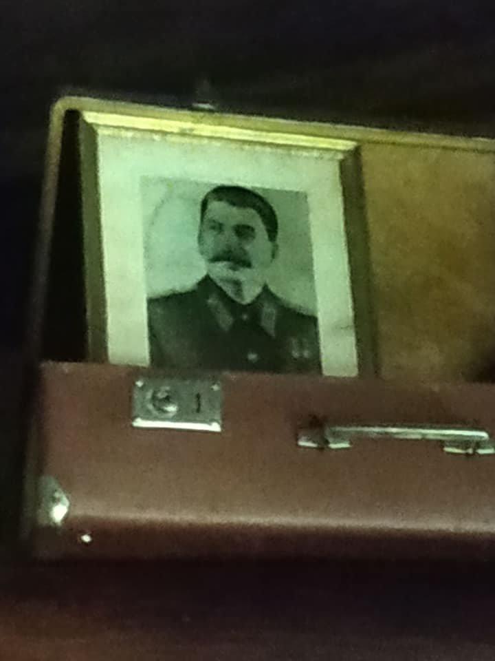 Рестораном з Чернігівщині, де висять портрети вбивць, зайнялись поліцейські, фото-1