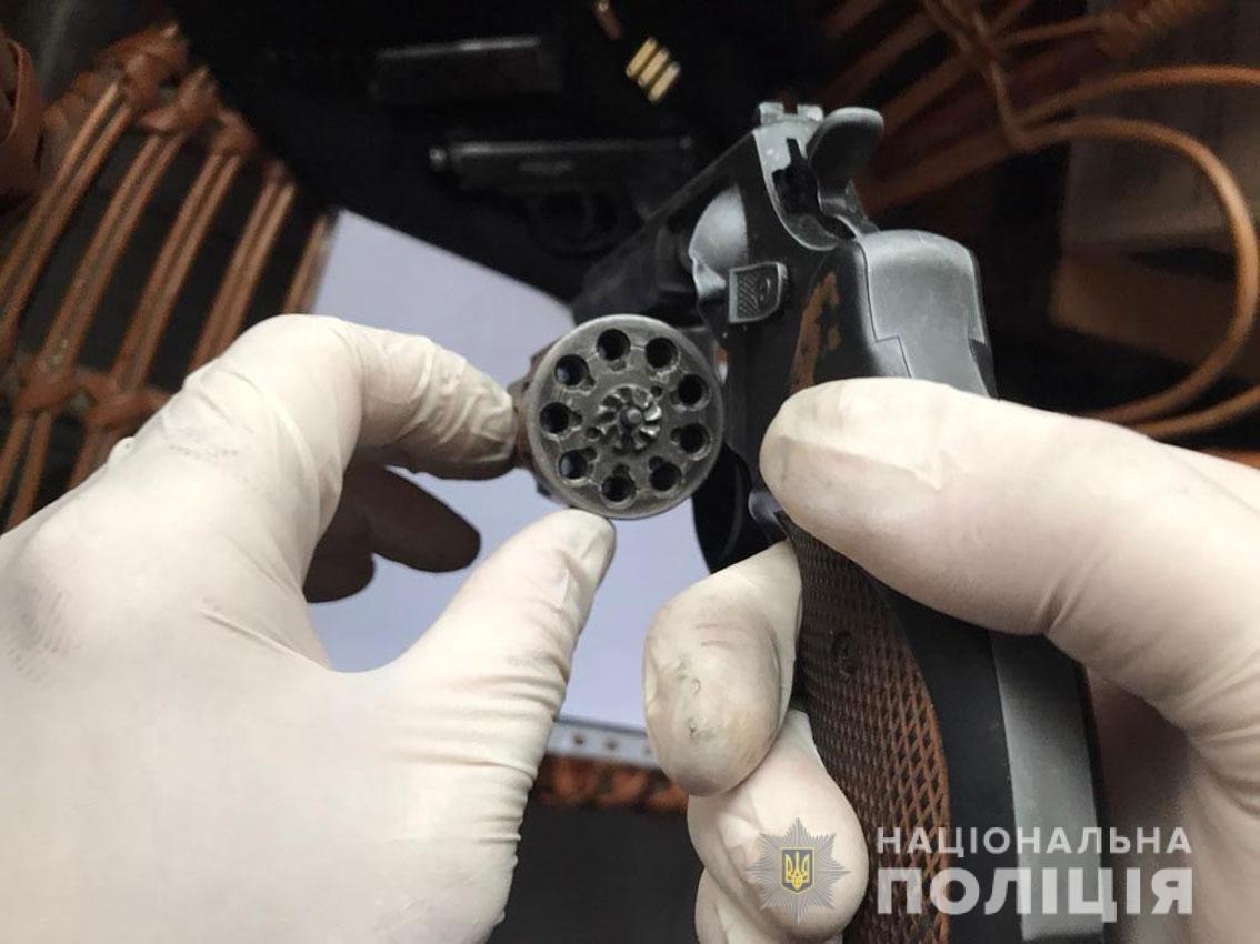 Оружие и наркотики: находки правоохранителей у черниговца, фото-2