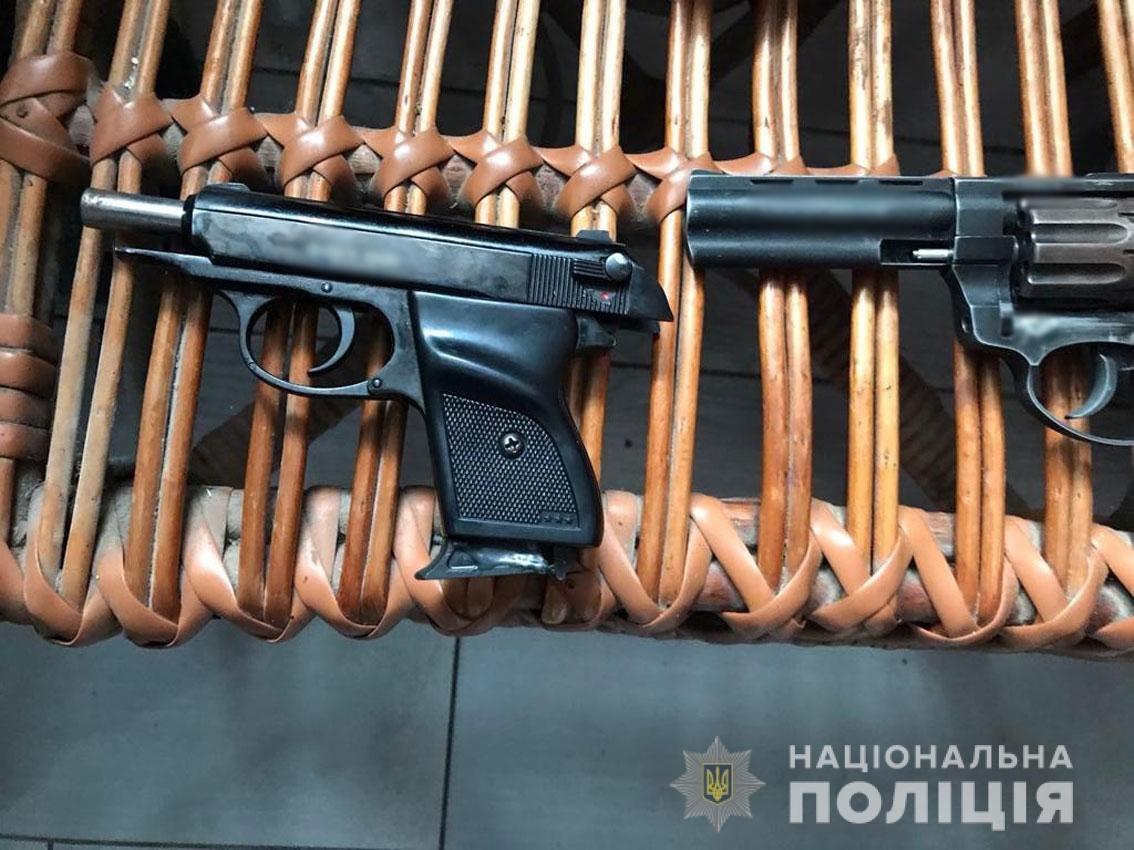 Оружие и наркотики: находки правоохранителей у черниговца, фото-1