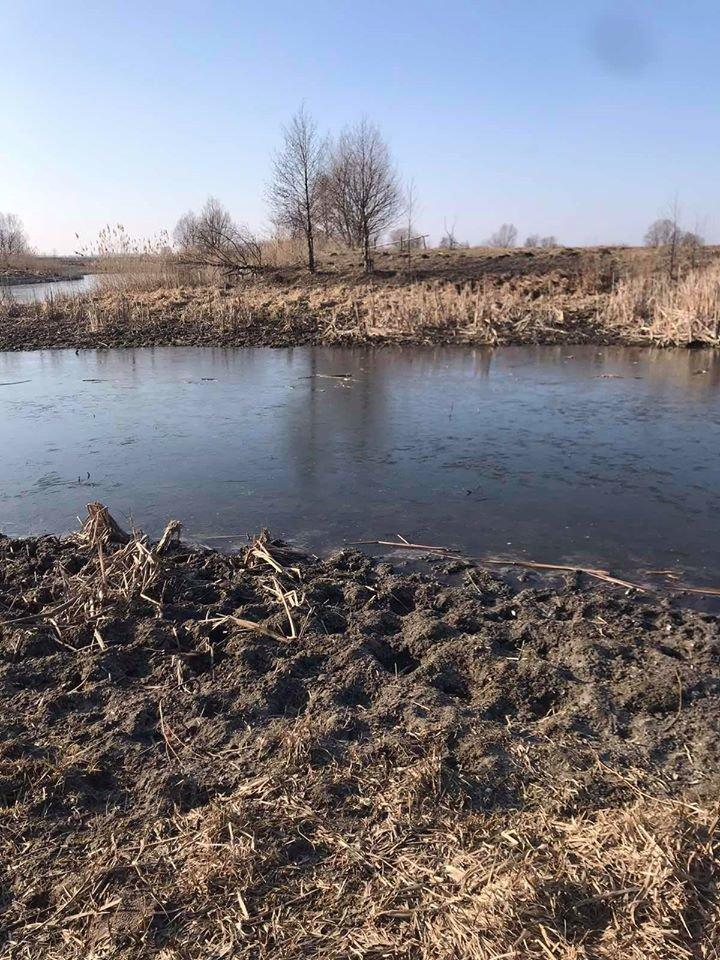 Незаконная рыбалка на Черниговщине: вместо улова - админпротокол, фото-1