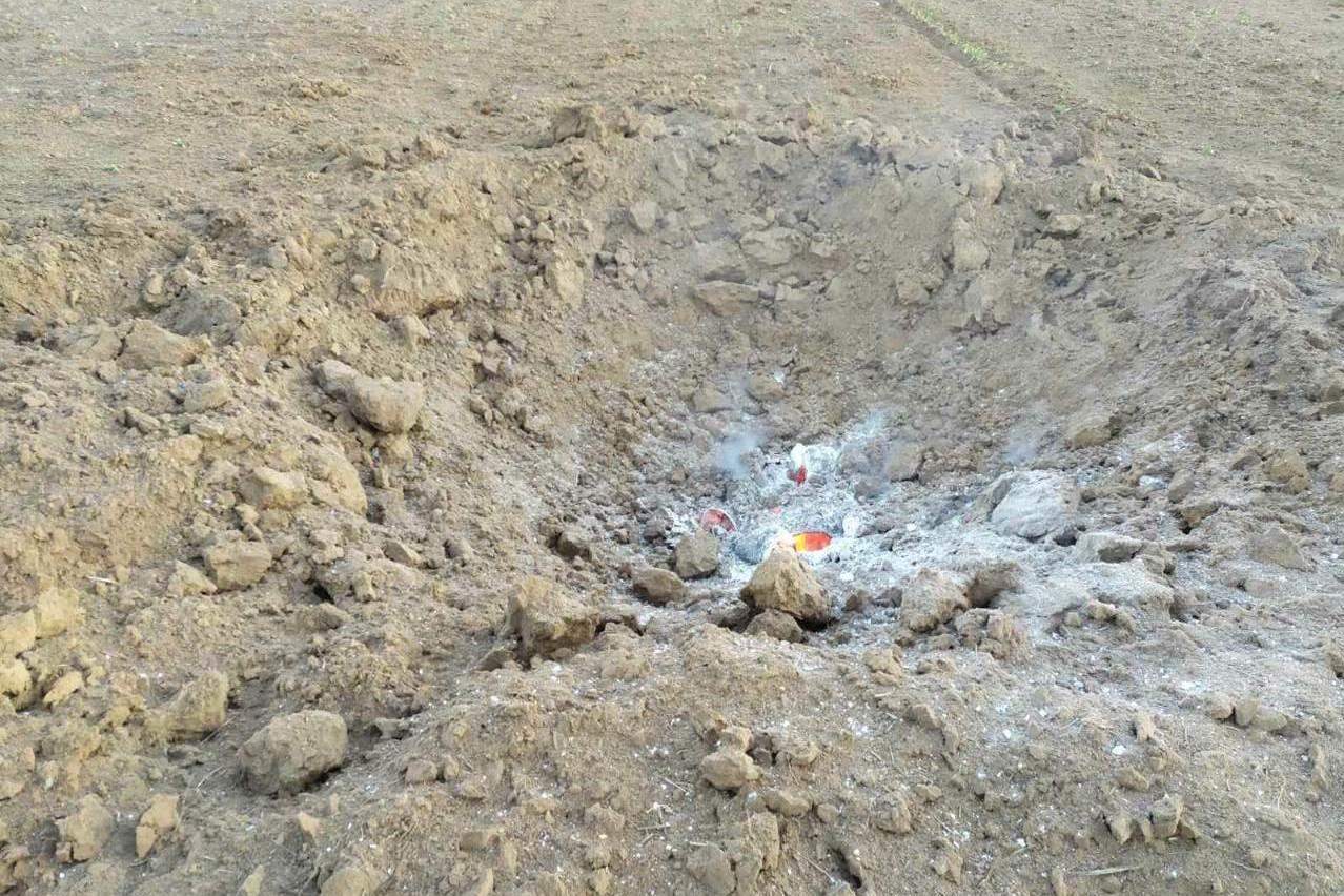 Під Черніговом знайшли дві стокілограмові авіабомби, фото-4