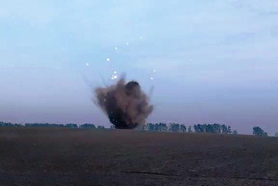 Під Черніговом знайшли дві стокілограмові авіабомби, фото-3