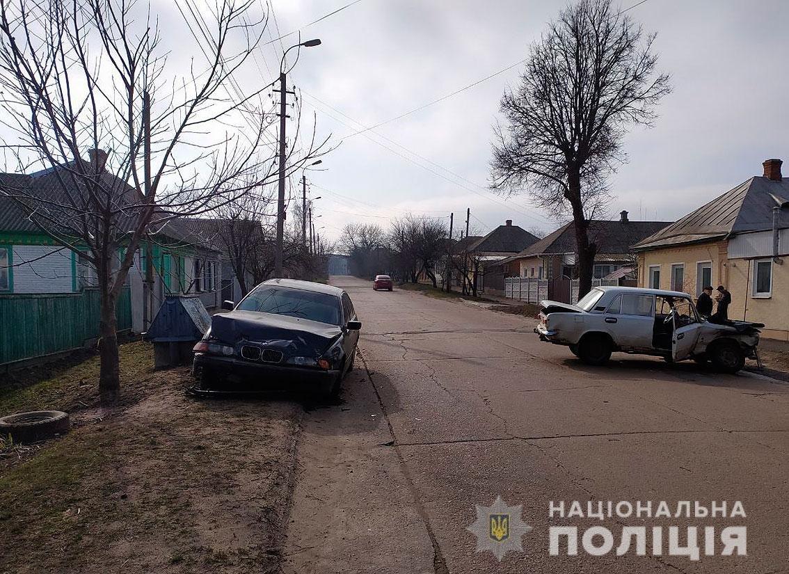 За рулем под наркотиками: на Черниговщине произошло ДТП с пострадавшим, фото-1