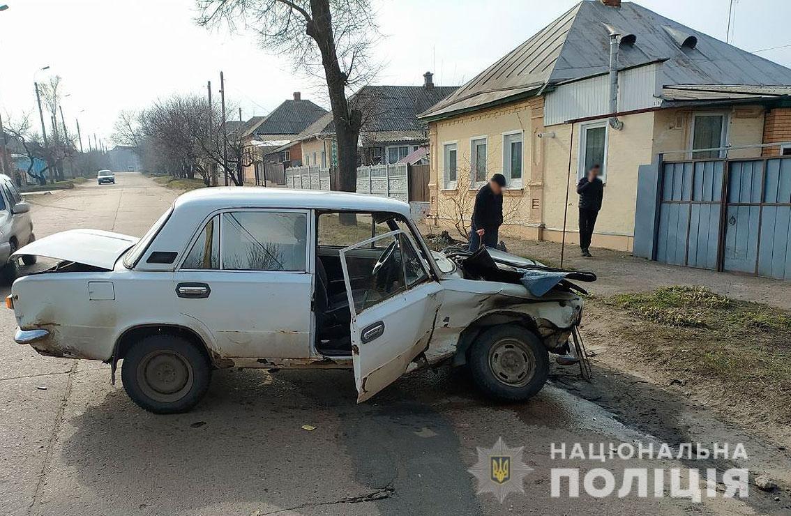 За рулем под наркотиками: на Черниговщине произошло ДТП с пострадавшим, фото-2